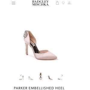 Badgley Mischka Parker heels